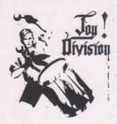 JOY DIVISION - THE DRUMMER PATCH
