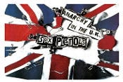 SEX PISTOLS - ANARCHY IN THE UK POSTER