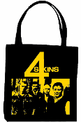 4 SKINS - BAND PICTURE TOTE BAG