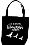 BATTLE OF DISARM - BIRDS TOTE BAGV