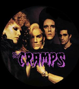 CRAMPS -SONGS THE LORD TAUGHT US PICTURE SLIPMAT