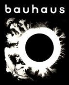 BAUHAUS - THE SKY'S GONE OUT BACK PATCH