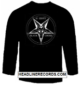 45 GRAVES - LOGO LONG SLEEVE TEE SHIRT