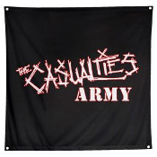 CASUALTIES - ARMY FLAG