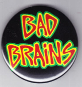 BAD BRAINS - BAD BRAINS BUTTON / BOTTLE OPENER / KEY CHAIN /