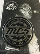 MC5 - KICK OUT THE JAM ENAMEL PIN BADGE