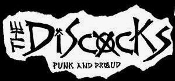 DISCOCKS - PUNK & PROUD #2 PATCH