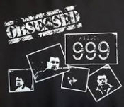 999 - OBSESSED BACK PATCH