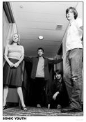 SONIC YOUTH - BAND PICTURE POSTER