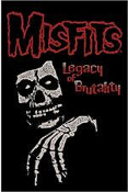 MISFITS - LEGACY OF BRUTALITY POSTER