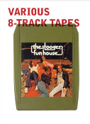 BOOK - VARIOUS 8 TRACKS TAPES