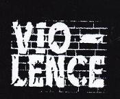 VIO-LENCE - LOGO PATCH