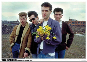 SMITHS - DAFFODILS MANCHESTER 1983