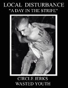 "ZINE - LOCAL DISTURBANCE ""A DAY IN THE STRIFE"""