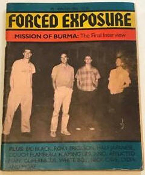 ZINE - FORCED EXPOSURE #9