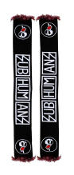 SUBHUMANS - LOGO WITH SKULL SCARF