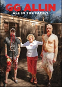 GG ALLIN - ALL IN THE FAMILY DVD