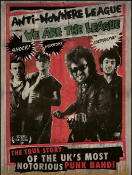 ANTI NOWHERE LEAGUE - WE ARE THE LEAGUE DVD