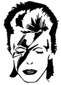 DAVID BOWIE - ZIGGY STARDUST RUB OFF