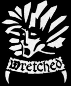 WRETCHED - LOGO PATCH