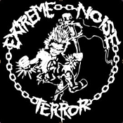 EXTREME NOISE TERROR - REVOLUTION PATCH