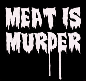 PATCH - MEAT IS MURDER