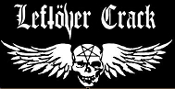 LEFTOVER CRACK - SKULL WITH WINGS PATCH
