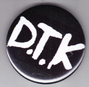BIG BUTTON - DTK BUTTON / BOTTLE OPENER / MAGNET / KEY CHAIN