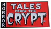 ENAMEL PIN BADGE - TALES FROM THE CRYPT LOGO