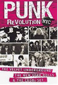 USED DVD - PUNK REVOLUTION DVD