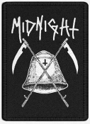 MIDNIGHT - BELL PATCH