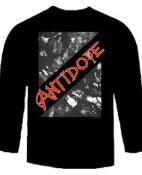 ANTIDOTE - LOGO LONG SLEEVE TEE SHIRT