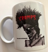 CRAMPS - BAD MUSIC FOR BAD PEOPLE MUG