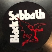 BLACK SABBATH - LOGO SLIPMAT