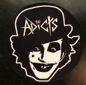 ADICTS - LOGO SLIPMAT