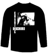 CHAOTIC DISCHORD - PICT LONG SLEEVE TEE SHIRT