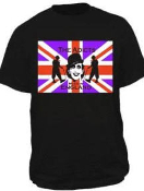 ADICTS - MADE IN ENGLAND TEE SHIRT