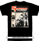 LARS FREDERIKSEN & THE BASTARDS - PICT TEE SHIRT