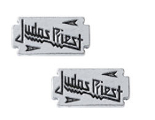JUDAS PRIEST - RAZORBLADE STUDS (SET) EARRING