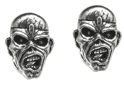IRON MAIDEN - PIECE OF MIND STUDS (SET) EARRING