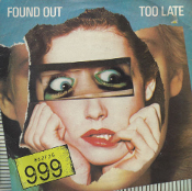 999 - FOUND OUT TOO LATE BUTTON