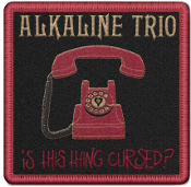 ALKALINE TRIO - IS THIS THING CURSED PATCH
