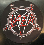 SLAYER - LOGO SLIPMAT