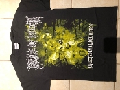 CRADLE OF FILTH - REFLECTED IN A JADED MIRROR TEE SHIRT