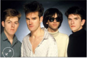 SMITHS - BAND PICTURE 1984 (COLOR) POSTER