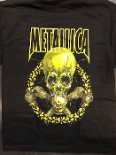 METALLICA - NO LEAF CLOVER (PUSHEAD) TEE SHIRT