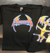 METALLICA - SQUIDO DESIGN TEE SHIRT
