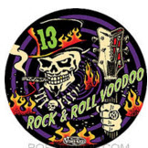 VINCE RAY STICKER - VOODOO 13 STICKER