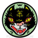 KOZIK STICKER - CULT CAT STICKER