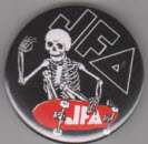 JFA - SKATE BUTTON / BOTTLE OPENER / KEY CHAIN / MAGNET